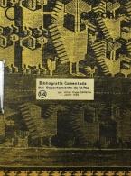 Bibliografía comentada del departamento de La Paz